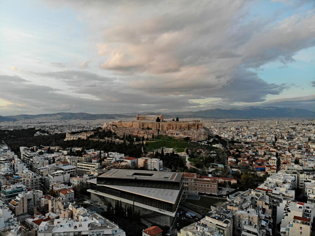 Εξερευνάμε γωνιές της Αθήνας και της Αττικής γης