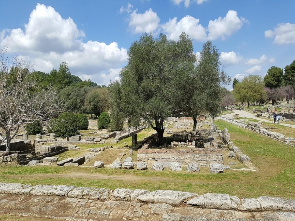 Εκδρομή στην αρχαία Ολυμπία